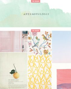 Branding Backwards 1: Antropologie | by Veda House on Breanna Rose blog