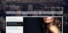 FancyTheme – e-Commerce WordPress Theme