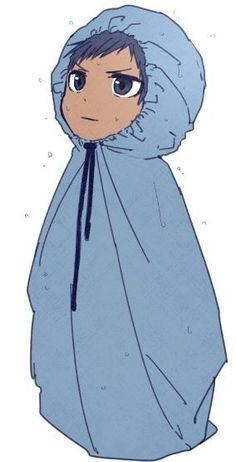 Aomine Daiki. One day, I'm gonna be a real snowman.