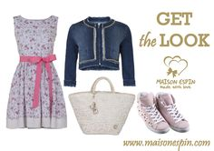 get the look#maisonespin #bag#look #outfit#chic#springsummercollection13 #womancollection #top #lovely #MadewithLove #romanticstyle #milano#clothing #shopping #iloveshopping