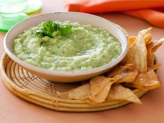 Tomatillo Guacamole- I made this and it was so good! It was similar to a sauce I had at a Mexican restaurant years ago!