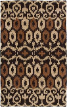 Rizzy Rugs Volare VO2881 Brown Rug