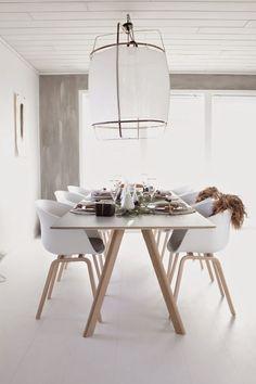 9 Sensible Cool Tips: Minimalist Bedroom Lighting Ideas minimalist decor wall living rooms.Chic Minimalist Bedroom Style minimalist home modern inspiration. Minimalist Furniture, Minimalist Interior, Minimalist Bedroom, Minimalist Decor, Minimalist Living, Interior Minimalista, Hay Chair, Hay About A Chair, Minimalist Kitchen