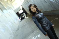 """Agents of SHIELD S1 Ming-Na Wen as """"Melinda May"""""""