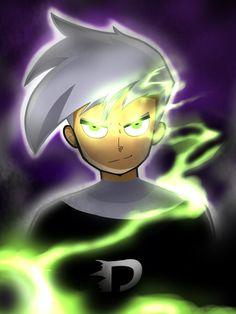 Danny Phantom by Xandreita93X