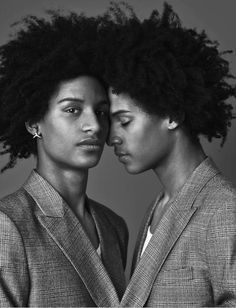 Totally crushin on these two. #lestwins