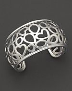 "Fifth Season by Roberto Coin Sterling Silver ""Mauresque"" Cuff"