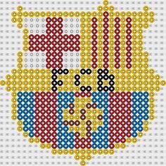 Plantilla Hama FC Barcelona (Escudos Fútbol) www.tuburbuja.es