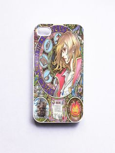 howl's moving castle Phone Case For iPhone Samsung iPod Sony | Feeiva
