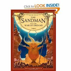 The Sandman and the War of Dreams (The Guardians): William Joyce: 9781442430549: Amazon.com: Books
