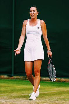 Wimbledon 2015   Jelena Jankovic (Fila)