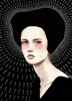 lesstalkmoreillustration:  Sofia BonatiFREDA