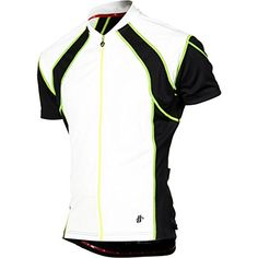 Hincapie 2014 Mens Short Sleeved Performer Jersey White Medium * Details can be found by clicking on the image. (This is an affiliate link) Road Bike Jerseys, Mens Outdoor Clothing, Comfortable Flats, Outdoor Outfit, Arm Warmers, Motorcycle Jacket, Chef Jackets, Sportswear, Shopping