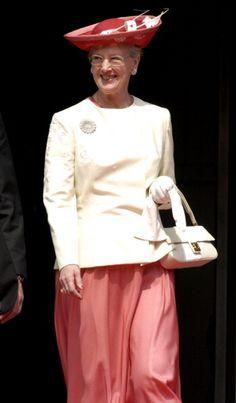 Queen Margrethe