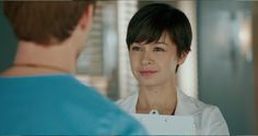"""Julia Taylor Ross graduated from The New School for Drama in New York in 2010. She currently co-stars on the NBC show """"Saving Hope"""" as Maggie Lin."""