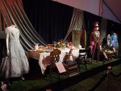 Alice in Wonderland movie exhibit