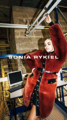 Sonia Rykiel, Warehouse, Faux Fur, Fur Coat, Couture, Collection, Mantle, Jacket, Magazine