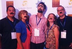 Our team ROCKED CCFF '13. See ya next year!