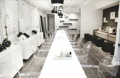 """Tips Nail Bar: """"This is my go-to nail salon."""" - Deanne, @Deanne Dyer Castro #ToastOfTheTownYorkdale"""