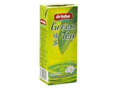 #Drinho #Groene #Jasmijn #Thee. Ook in de smaken #sinaasappel, #suikerriet, #lycheesap, #mangosap en #Chrysanthemumthee