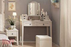 Туалетный стол Марсель - купить в интернет-магазине Hoff. Характеристики, фото и отзывы.