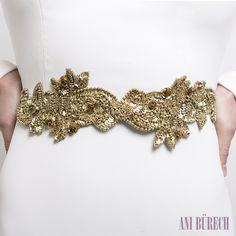 Image of Pasley {Cinturon} #bridal #belt #aniburech #cinturón #novia