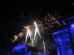 Konzert und Feuerwerk am Gendarmenmarkt 20.07. bis 25.07.17  immer ab 22.00 uhr