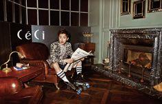 Jo Jung Seok - Ceci Magazine September Issue 13
