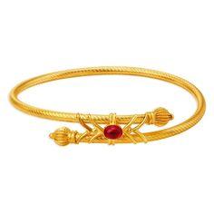 Tanishq – Online Gold & Diamond Jewellery Shopping Store India Mens Gold Jewelry, Gold Jewelry Simple, Baby Jewelry, Tanishq Jewellery, Diamond Jewellery, Gold Bangles Design, Jewelry Design, Ruby Bangles, Salwar Designs