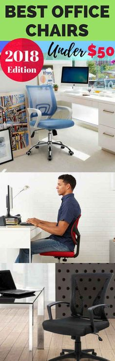 Office chairs are ge