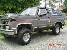 1990 K5 Blazer 4x4