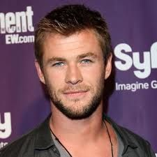 Chris Hemsworth - Thor  oh my