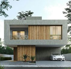 Architecture Discover 22 Ideas Exterior Building Facade Architects For 2019 House Front Design, Modern House Design, Contemporary Architecture, Architecture Design, Computer Architecture, Architecture Definition, Roman Architecture, Greece Architecture, Monumental Architecture