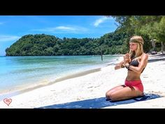 Yin Yoga Class ♥ Release Stress & Feel Amazing in 30 Minutes   Borneo - YouTube