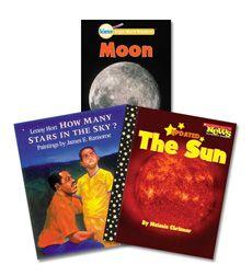 Text Set Grade 1: Sun, Moon, Stars