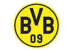 Vector logo download free: Borussia Dortmund Logo Vector