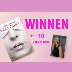Je maakt nog steeds kans! Wil jij één van de tien exemplaren van 'Verstrikt' winnen? Ga dan snel naar www.facebook.com/GOOISCH om te zien wat je moet doen! #winactie #thriller