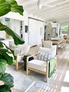 California Beach House Organic Modern Style Tour | Apartment Therapy
