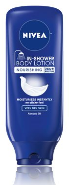 In-Shower Nourishing Body Lotion 24hr+ Moisture