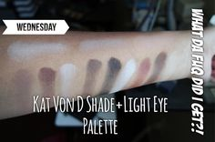 https://youtu.be/0kp3gwNIrQc  I'm getting closer and closer to doing a video everyday you know. But for now we gotta talk about the #katvond #shadelight eye palette because I've been lusting after this palette forever! -- #makeup #makeuplover #makeupmafia #makeupjunkie #makeupaddict #makeupaddicts #beauty #beautyjunkie #beautylover #beautyaddict #nc50 #nc45 #blackgirls #blackbeauty #woc