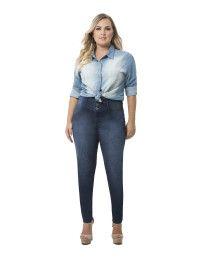 Camisa Manga Longa Jeans Jeans « Lunender Store