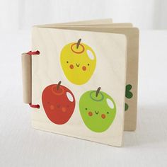 Big Picture Book (Fruits and Veggies)
