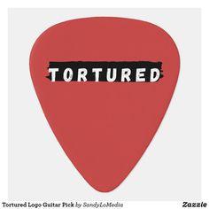 Tortured Logo Guitar Pick  #bandmerch #bookmerch #guitarpick #torturedband #dreamcatchers #sandylomedia Band Merch, Dreamcatchers, Music Instruments, Guitar, Logos, Musical Instruments, A Logo, Dream Catchers, Guitars