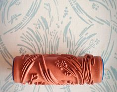 Patterned paint roller for Home Decor No12 Faux Walls Murals