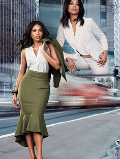 1cfa7ab23ef Gabrielle Union Collaborates with New York   Company for its New Collection  Being Mary Jane Fashion