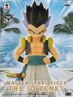 (34.85$)  Watch more here  - Dragon Ball Z MASTER STARS PIECE MSP Gotenks Figure DBZ