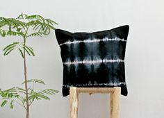 WAYFARER . tie dye cushion cover . pillow . throw by bohemianbabes