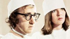 Woody Allen Diane Keaton,Sleeper