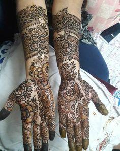 Khafif Mehndi Design, Floral Henna Designs, Latest Bridal Mehndi Designs, Mehndi Designs 2018, Modern Mehndi Designs, Henna Art Designs, Mehndi Designs For Beginners, Mehndi Design Photos, Wedding Mehndi Designs