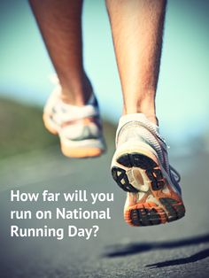 Happy National Running Day from HealthTap!